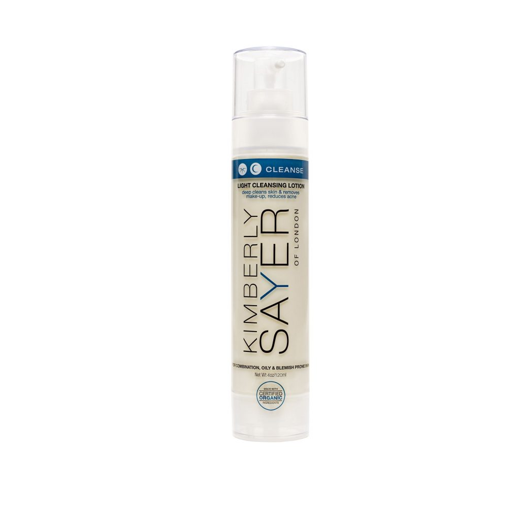 Gentle Face Cleanser   Kimberly Sayer of London