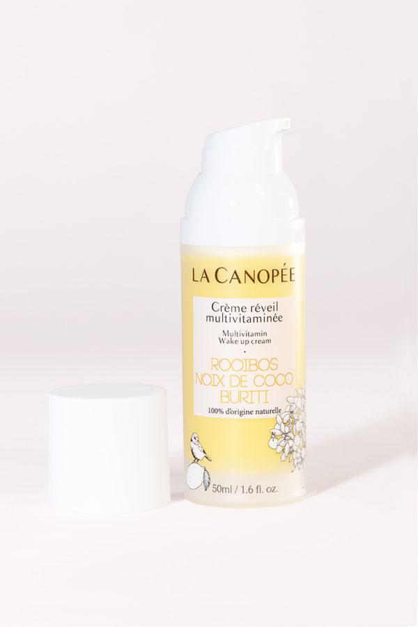 La Canopée | Multivitamin Wake-up Cream | Französische Naturkosmetik